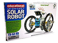 Конструктор на солнечных батареях Solar Robot 14 в 1 (CIC 21-615)