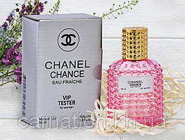 Тестер Chanel Chance Eau Fraiche Vip (Шанель Шанс Фрэш) 60 мл