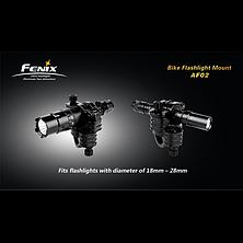Велосипедное крепление для фонаря Fenix AF02, фото 3