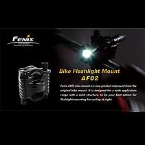 Велосипедное крепление для фонаря Fenix AF02, фото 2