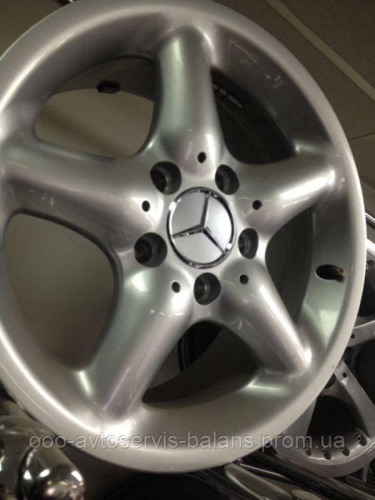 Диски R15 Mercedes оригінал 4шт