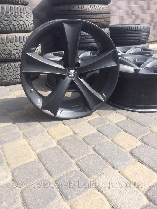 Литі R20 диски Audi Q7 9j 5*112 et-33 4шт