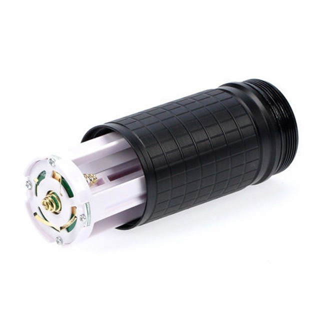 Секция корпуса с батарейной кассетой для фонарей Fenix ТК61, ТК75 и ТК76