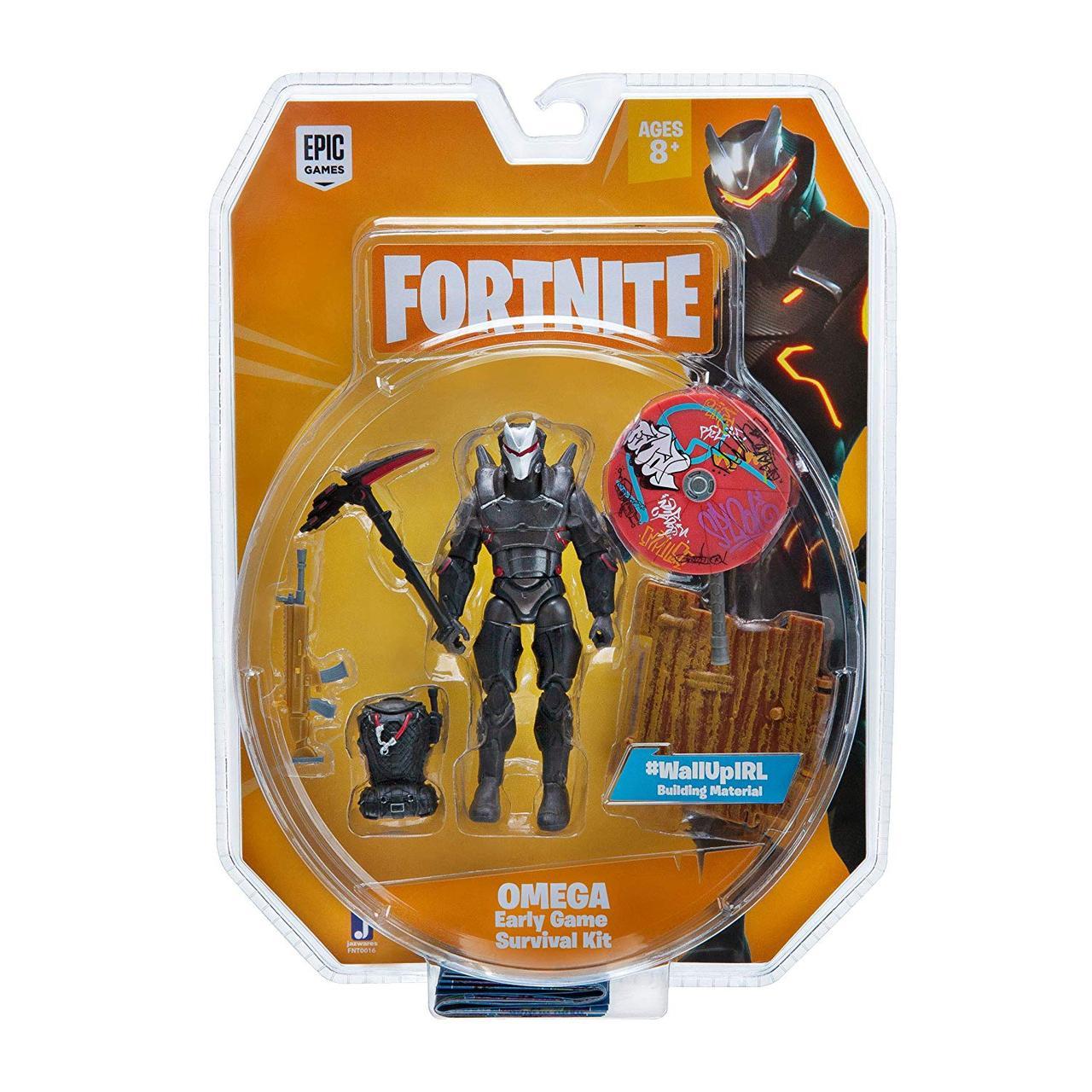 Коллекционная фигурка Fortnite Omega Fortnite Early Game Omega