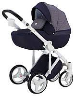 Детская коляска универсальная 2 в 1 Adamex Luciano Y130-A (Адамекс Лусиано, Польша)