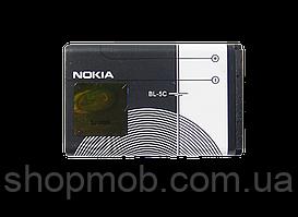 Аккумулятор (батарея) Nokia BL-5C (1020 mAh)