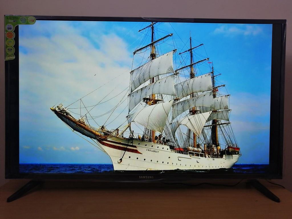 "Телевизор LED TV Samsung 50"" (FullHD/SmartTV/WiFi/DVB-T2)"