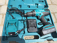 Аккумуляторный шуруповерт Макита Makita DF457DWE, Макита, 18В (быстрозажимной патрон 2000 мАч)
