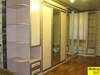 Шкаф-кровать с зеркалом, фото 1