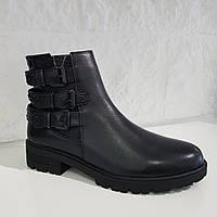 Черевики жіночі TAMARIS чорні 200 Black , фото 1