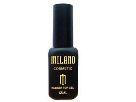 Rubber Top Gel Milano 12ml (с кисточкой)