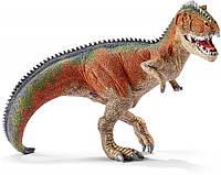 Фигурка шляйх Гигантозавр динозавр оранжевый Schleich 14543 Giganotosaurus