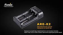 Зарядное устройство Fenix ARE-X2 (10440, 14500, 16340, 18650, 26650), фото 3
