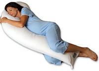 Подушка для беременной Melody Exclusive, Г-300, В комлекте: наволочка на выбор