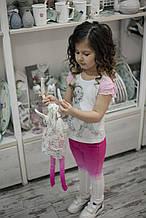 Тонкие детские джинсы Desigual Испания 41D3101 Розовый