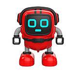 Инерционная игрушка микроробот, машинка, волчок JJRC R7 DouDou Inertia Gyro красный (JJКС-R7R), фото 2