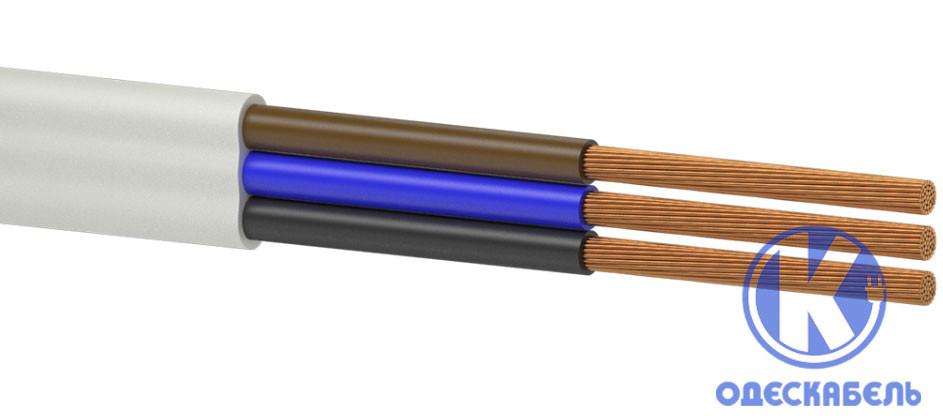 Шнур соединительный ШВВПн 2х0,5 (ШВВПн 2*0,5)