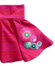 Детские юбки для девочки Desigual Испания 40F3055 Красный