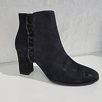 Черевики жіночі TAMARIS чорні 202 Black арт. 25378, фото 1