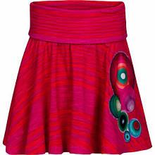 Детские юбки для девочки Desigual Испания 40F3055 Красный 128, Черный