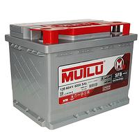 Аккумулятор автомобильный  Mutlu Silver 60AH R+ 600A (L2.60.054.B)