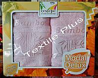 Полотенца бамбук Cestepe Modal Delux 2шт Турция