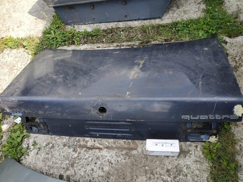 Б/у крышка багажника для Audi 80 1984-1986 код №23