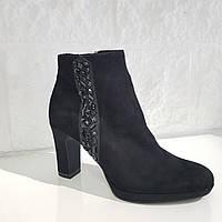 Черевики жіночі TAMARIS чорні 202 Black 1-25385/23-001, фото 1