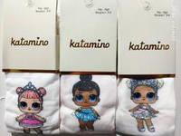 Колготы детские Katamino Туреччина 62042 Для девочек