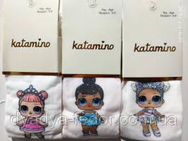 Колготи дитячі Katamino Туреччина 62042 Для дівчаток