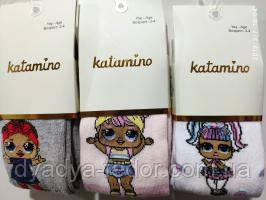 Колготы детские Katamino Туреччина 30090 для девочек