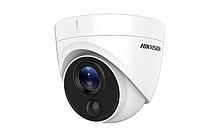 5МП купольная видеокамера Hikvision DS-2CE71H0T-PIRLPO (2.8 ММ)