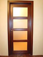 Двері міжкімнатні з ясена