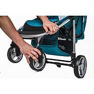 Коляска прогулочная CARRELLO Unico CRL-8507 Azure Blue + Дощовик L Гарантія якості Швидка доставка, фото 7