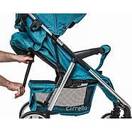 Коляска прогулочная CARRELLO Unico CRL-8507 Azure Blue + Дощовик L Гарантія якості Швидка доставка, фото 8