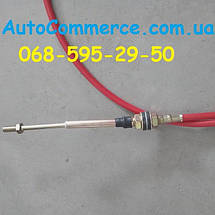 Трос выбора-переключения передач КПП ХАЗ 3250 Антон, фото 2
