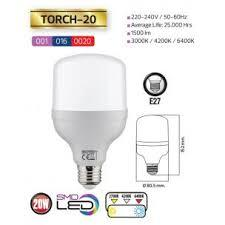 Led лампа 20W 4200К E27 Horoz Electric