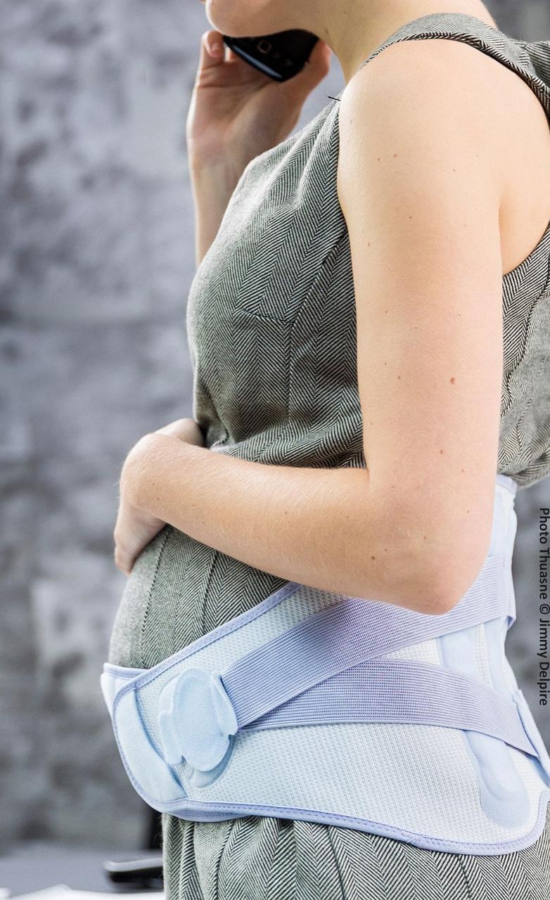 Бандаж для беременных с функцией коррекции осанки LombaMum
