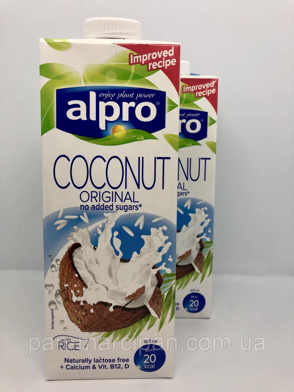 Кокосове молоко Alpro Coconut Original , 1л
