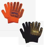 Перчатки TOTUS New с ПВХ