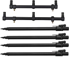 Буз-бар Prologic Goalpost Kit 3 Rods (Width 35-45cm Poles 60-90cm)