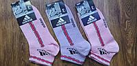 "Женские стрейч.носки(сетка) в стиле""Adidas Team socks"" 35-41, фото 1"