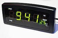 Электронные часы CX 818 yellow green