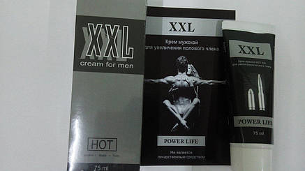 Крем для увеличения члена XXL Power Life, фото 2