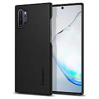 Чехол Spigen для Samsung Galaxy Note 10 Plus / 10 Plus 5G Thin Fit, Black (627CS27325)