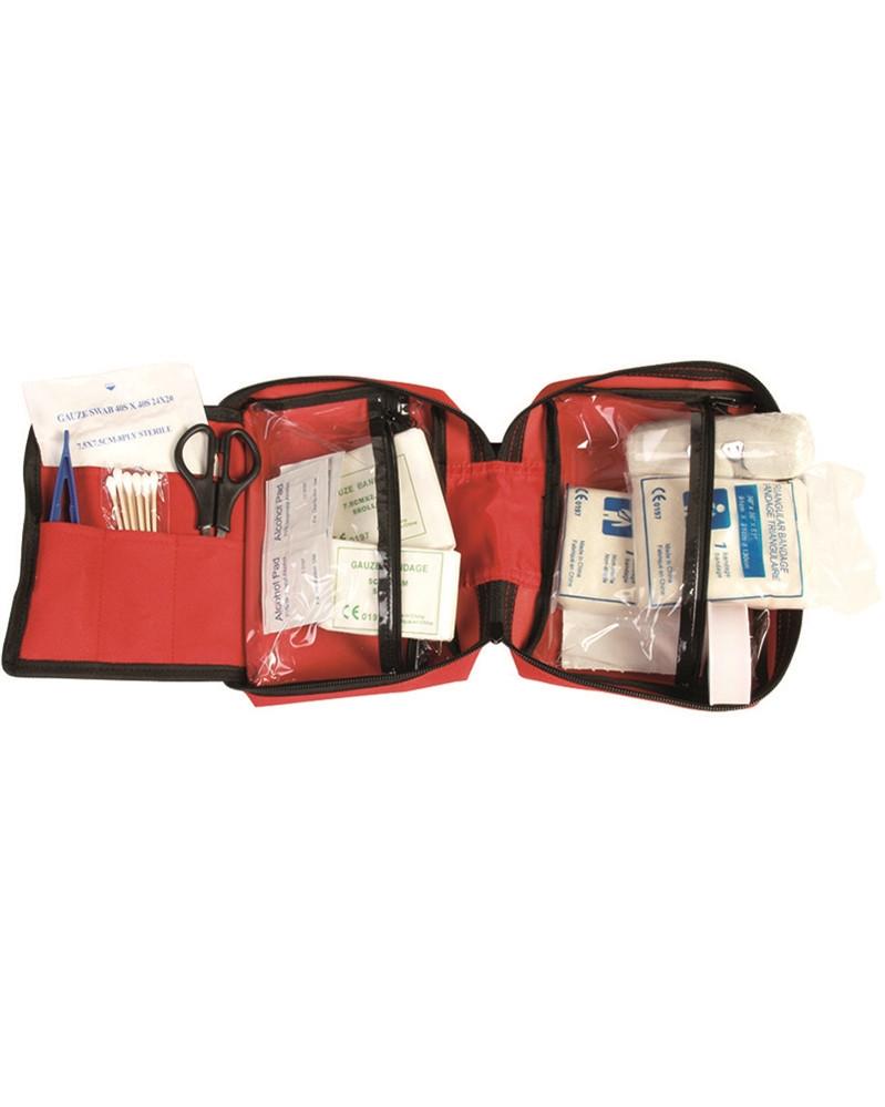 Набор первой помощи (аптечка) универсальный (Red)