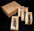 Кормушка для птиц на окно в коробке подарочной с присосками Белая, фото 4