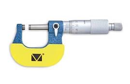 Микрометр МІКРОТЕХ (Україна) МК-25 (0-25 мм; ±0,004; Кл.2) В Госреестре Украины У1988-05