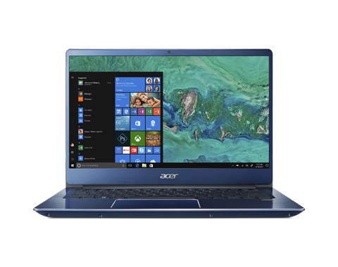 "Ноутбук Acer Swift 3 SF314-56G 14""FHD IPS/Intel i5-8265U/8/256F/NVD250-2/W10/Blue, фото 2"