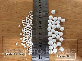 Наполнитель для бескаркасной мебели фракция 2-6мм, фото 3
